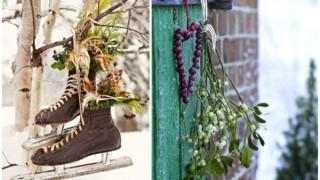 Garten festlich dekorieren schlittschuhen tuerkranz herzform.jpg