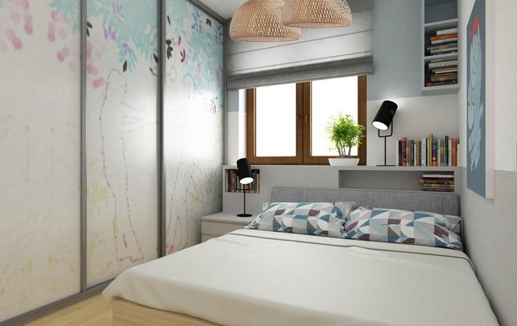 tolle einrichtungsideen f r kleines schlafzimmer. Black Bedroom Furniture Sets. Home Design Ideas