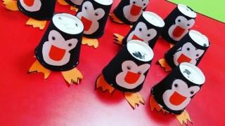 Paper cup penguin craft idea 678x381.jpg