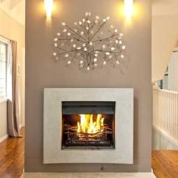 03 curved stone fireplace design modern fireplace design homebnc.jpg