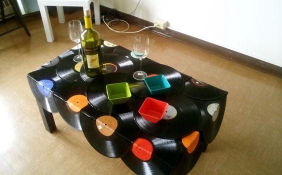 Alte Schallplatten Recyclen Nettetipps De
