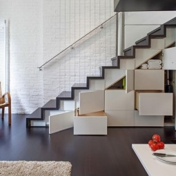 13 staircase designs interesting geometric details.jpg