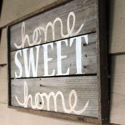 15 wood signs ideas homebnc.jpg