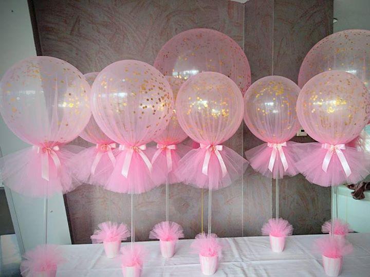 Deko F R Besondere Anl Sse Aus Ballons