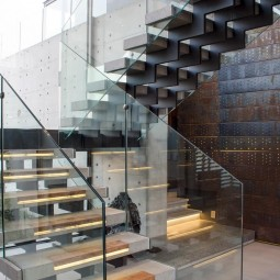 17 staircase designs interesting geometric details.jpg