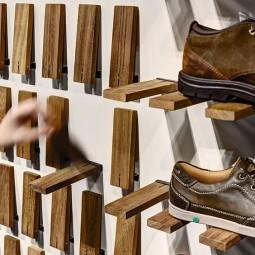 Kreative Schuhaufbewahrung tolle schuhaufbewahrung ideen nettetipps de