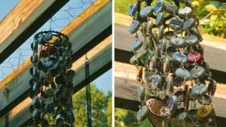 32 diy wind chimes bottle cap wind chimes.jpg