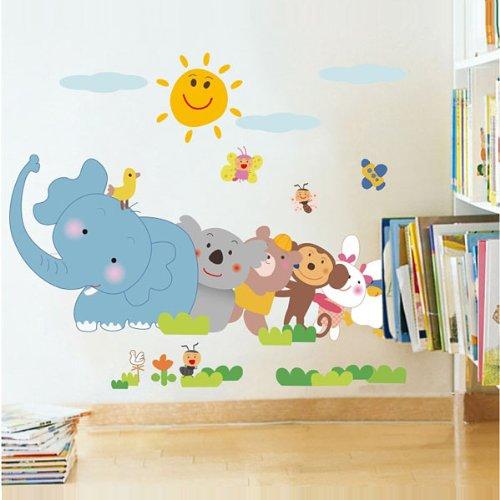 Wand-Deko Fürs Kinderzimmer
