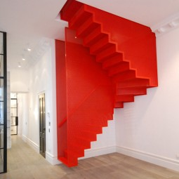 9 staircase designs interesting geometric details.jpg