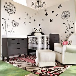 wand deko f rs kinderzimmer. Black Bedroom Furniture Sets. Home Design Ideas