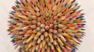 Color pencil sculpture 255x255 1.jpg