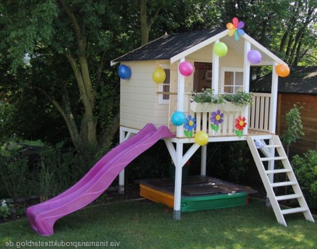Spielhauser Fur Garten Nettetipps De
