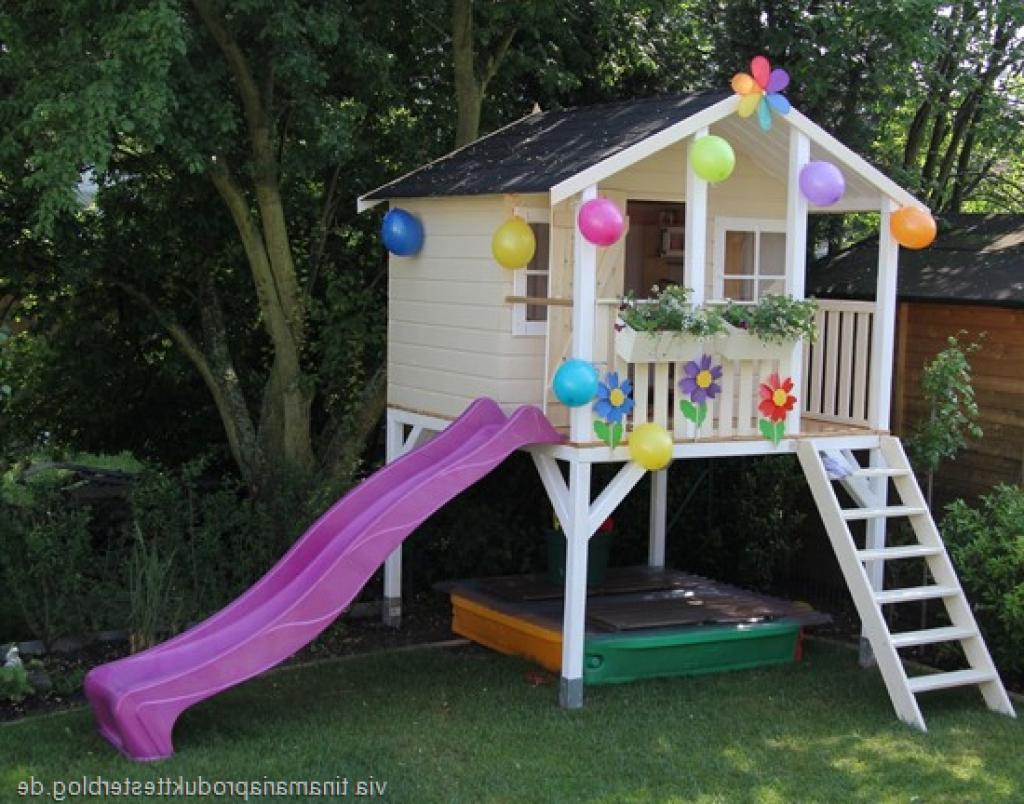 Spielhäuser für Garten :) - nettetipps.de