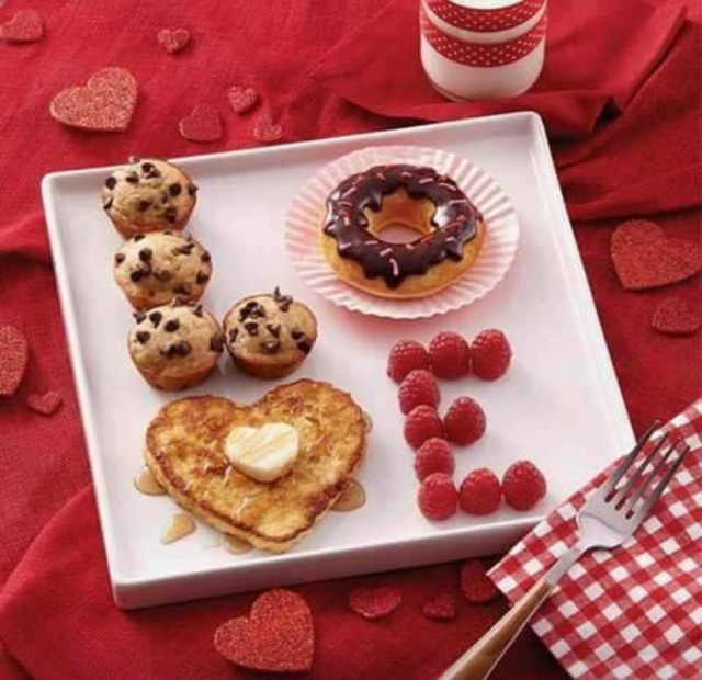 Selbstgemachte deko ideen zum valentinstag for Selbstgemachte deko ideen