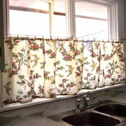 No sew kitchen window curtains 1024x967.jpg