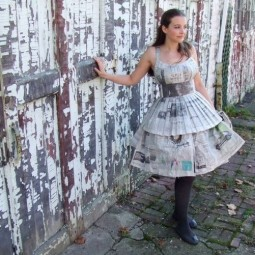 Sew a newspaper dress.jpg