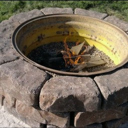 12 diy firepit ideas homebnc.jpg