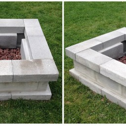 17 diy firepit ideas homebnc.jpg