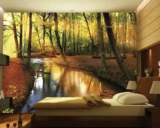 coole tapeten. Black Bedroom Furniture Sets. Home Design Ideas