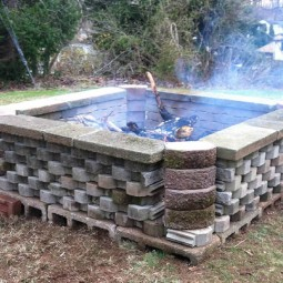 19 diy firepit ideas homebnc.jpg