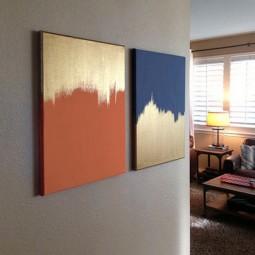 2 wall art ideas tutorials.jpg