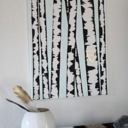 5 wall art ideas tutorials.jpg