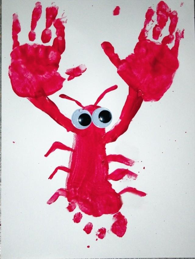 Netter Fußabdruck Eurer Kinder Als Errinerung Nettetippsde
