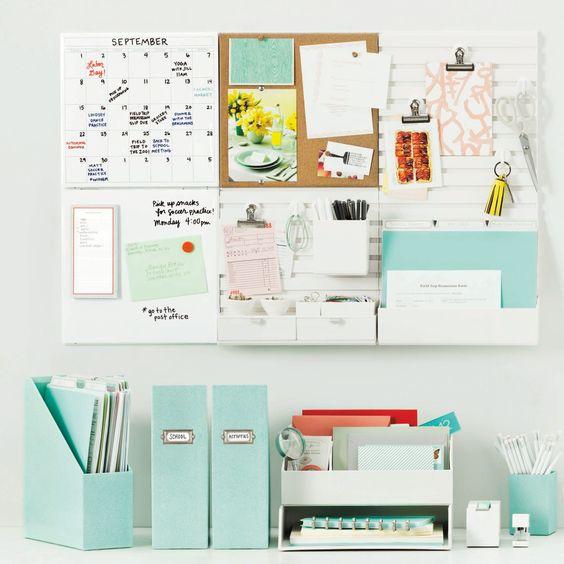 schreibtisch organisieren 5 tipps f r mehr produktivit t. Black Bedroom Furniture Sets. Home Design Ideas