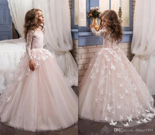 27005a895ca Traumhafte Kleider für kleine Prinzessinnen  ) - nettetipps.de
