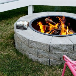 Diy firepit ideas pinterest share homebnc.jpg