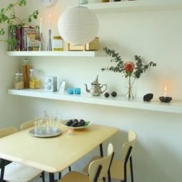 Eine kleine Essecke in der Küche gestalten :) - nettetipps.de