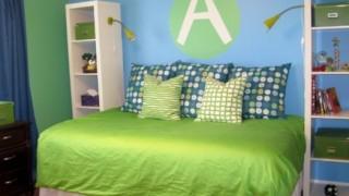 Kinderzimmer design idee interieur farbe gruen.jpg