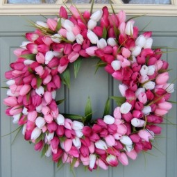 Pink and white tulip wreath love 1.jpg