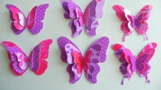 Sechs wunderschoene bastel ideen aus papier schmetterling basteln.jpg