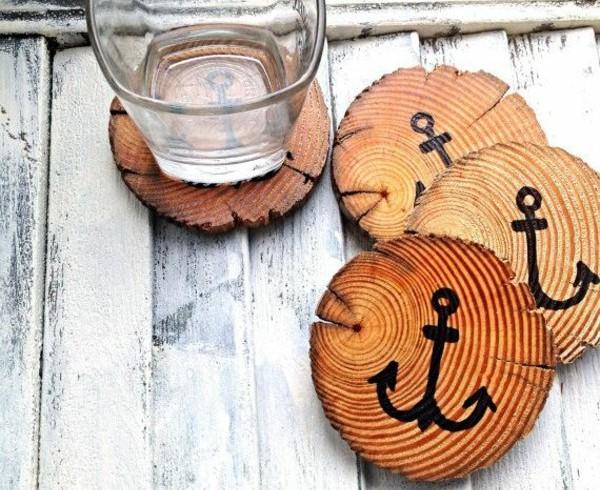 Tree trunk decode diy projects tischdeko cup coasters.jpg