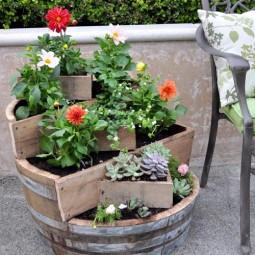Wooden barrel planter.jpg