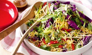 Leckerer Außergewöhnlicher Salat Mit Nudeln Nettetippsde
