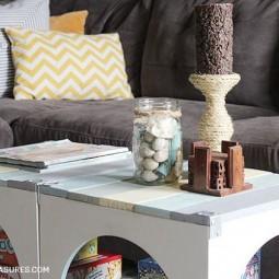Beach inspired pallet coffee table diy painted furniture pallet.1.jpg