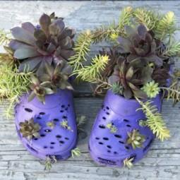 Blumenbeet anlegen in flipflops gartendeko 1.jpg