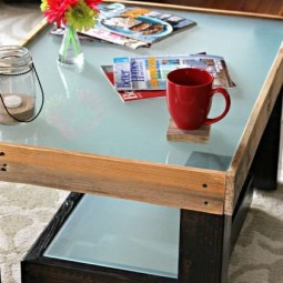 Easy pallet and glass coffee table diy painted furniture pallet.jpg