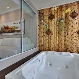 Fabulous bamboo wall acts as the perfect backdrop for a tranquil soothing dip.jpg