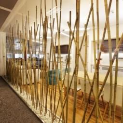 Ideen fuer bambusstangen deko deko bambus.jpg