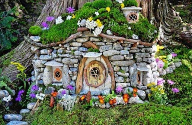 Kreative Gartendeko aus Steinen - nettetipps.de