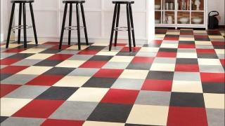 Schoen kuechenboden fliesen aus linoleum mit mehrfarben muster fuer moderne haus interieur kueche dekoration ideen.jpg