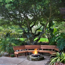 30 Serene Outdoor Living Spaces - Style Estate