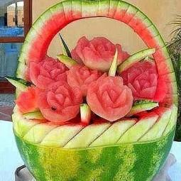 Wassermelone for Atemberaubende gartenideen