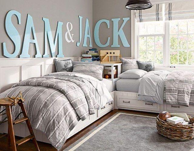 kinderzimmer f r 2 einrichten. Black Bedroom Furniture Sets. Home Design Ideas