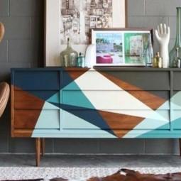 alte schr nke aufpeppen. Black Bedroom Furniture Sets. Home Design Ideas