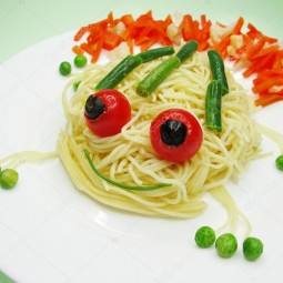 Depositphotos_31345713 stock photo creative pasta food frog shape.jpg
