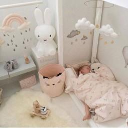 Babyzimmer einrichten  Gemütliches Babyzimmer einrichten - nettetipps.de
